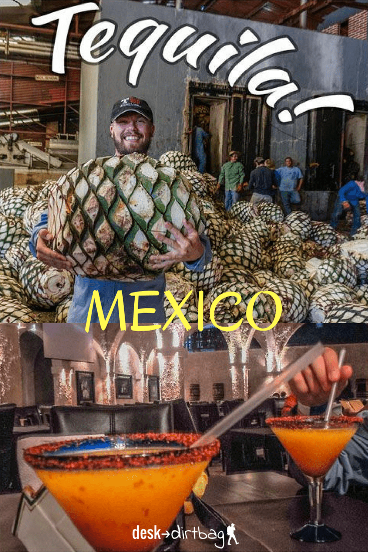 The Town of Tequila and the La Cofradia Factory Tour mexico, featured, central-america