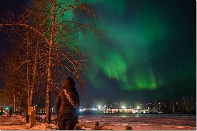 Captivating Northern Lights In Fairbanks Alaska 12 Pictures