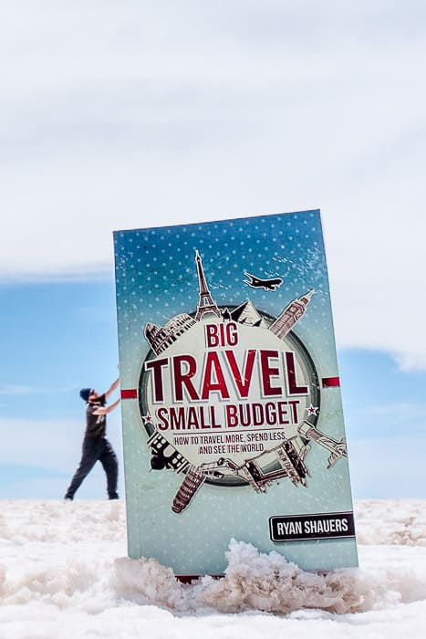 Big Travel, Small Budget - One of my best side hustle jobs which brings in recurring income.
