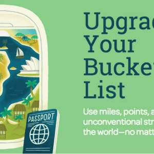 Upgrade Unlocked - Travel Hacking