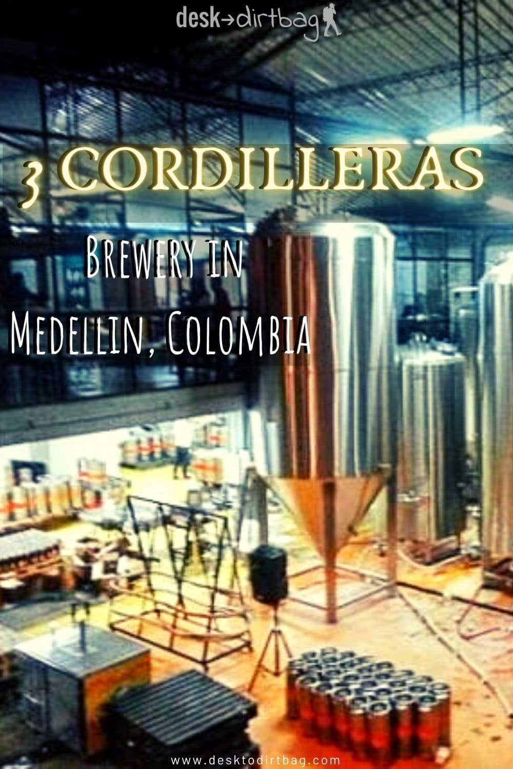 3 Cordilleras Brewery in Medellin, Colombia travel, south-america, medellin, colombia