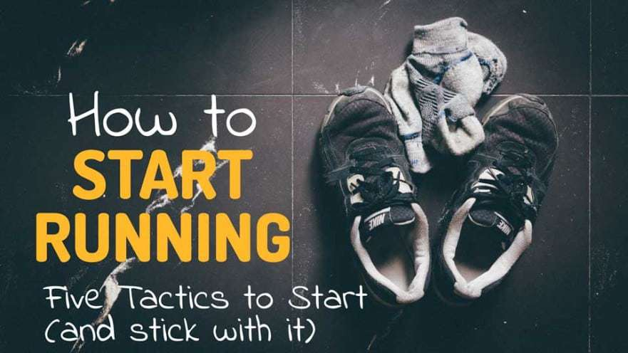 How to Start Running and Stick with It