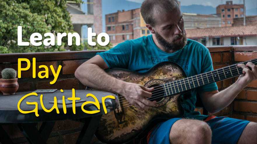 Learn to play guitar how to teach yourself guitar from home learn to play guitar ccuart Choice Image