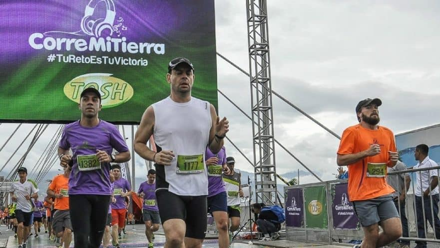 Corre Mi Tierra 10k Medellin Colombia