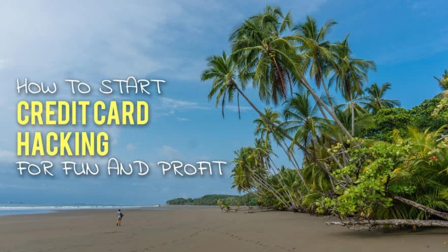 How to Start Credit Card Hacking for Fun and Profit