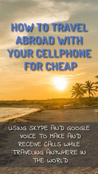 The Cheapest International Phone Plan for Travelers, Nomads