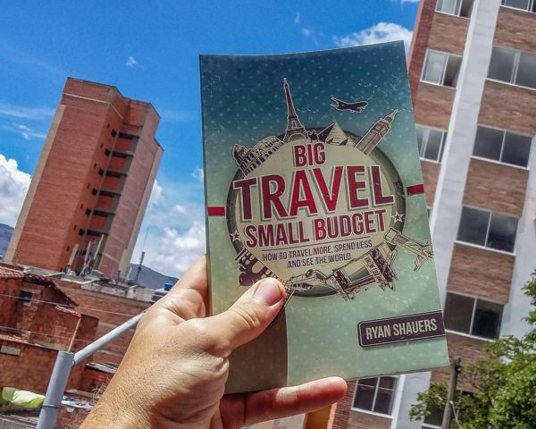 Available in Paperback as well - how to travel the world on a budget