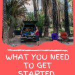 What You Need to Get Started Truck Camping truck-camping, how-to
