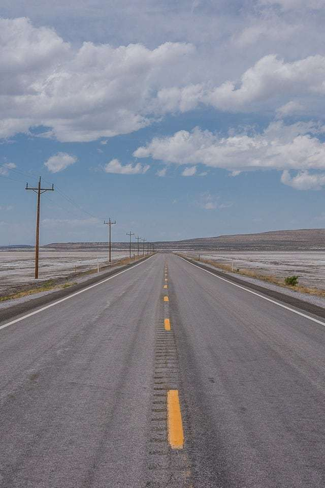 The Loneliest Highway in Nevada - One of the 15 Most Scenic Drives in America