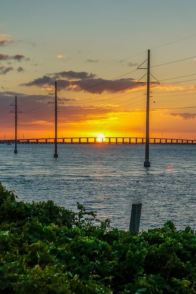 Overseas Highway in Florida - One of the 15 Most Scenic Drives in America