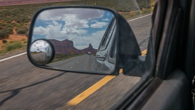 Monument Valley - One of the 15 Most Scenic Drives in America