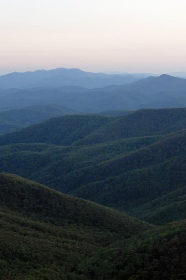 The Blue Ridge Parkway - One of the 15 Most Scenic Drives in America