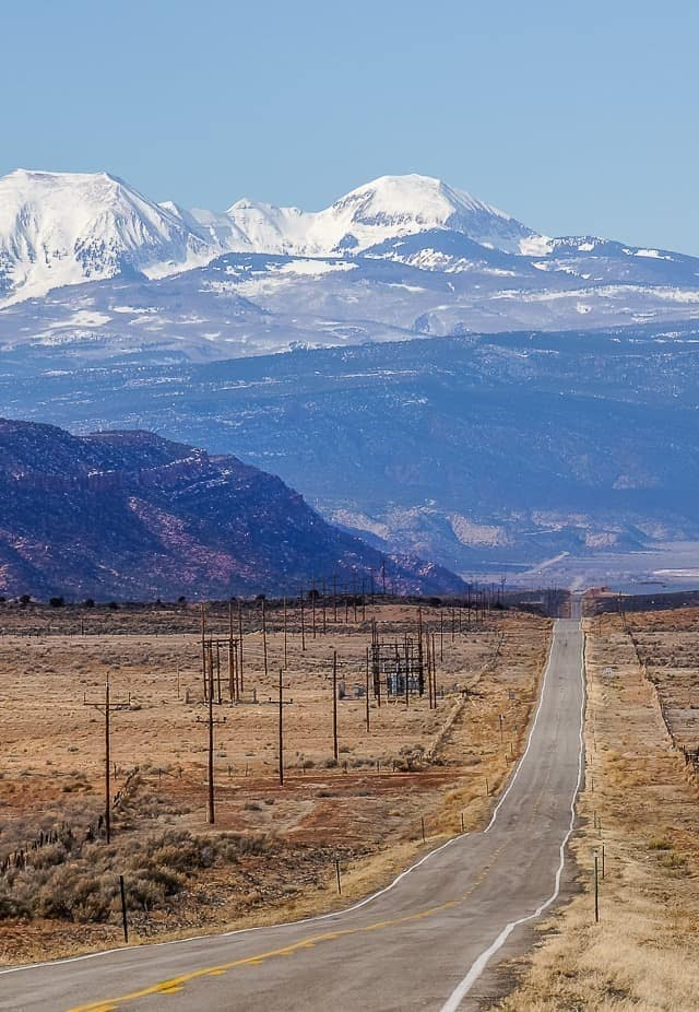 Highway 90 and 145 in Colorado - One of the 15 Most Scenic Drives in America