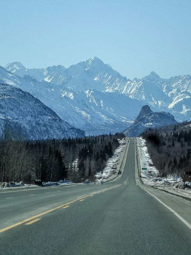 Route 1 In Alaska One Of The 15 Most Scenic Drives America