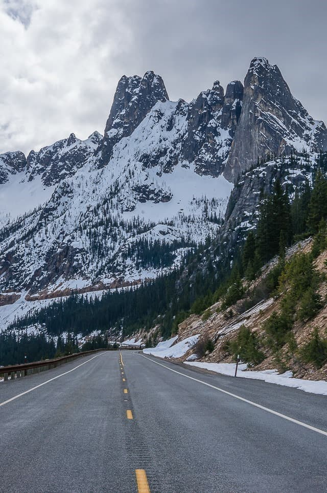 North Cascades Highway in Washington - One of the 15 Most Scenic Drives in America