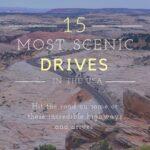 15 Most Scenic Drives in America