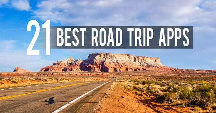 21 Best Road Trip Apps