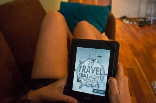 Amazon Kindle Paperwhite - Holiday Gift Guide for Adventure Travelers and Outdoor Lovers