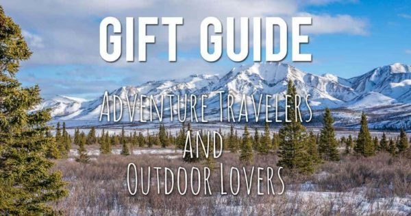 Check out a few of these top holiday gifts for outdoor lovers and adventure travelers...