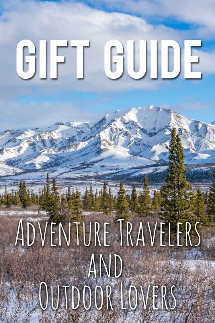 Check out a few of these top holiday gifts for outdoor lovers and adventure travelers... www.desktodirtbag.com