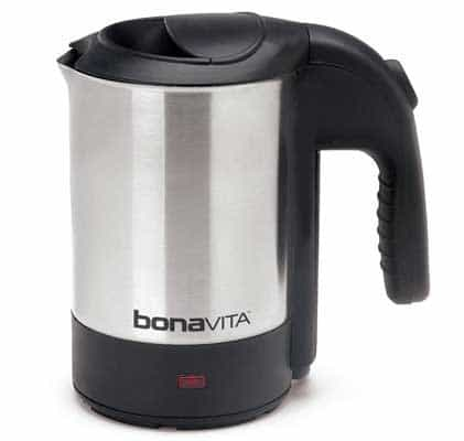 Bonavita Travel Kettle - How to Make Great Coffee While Traveling