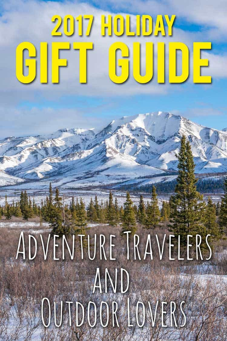What to get your favorite traveler or outdoor lover for Christmas this year...