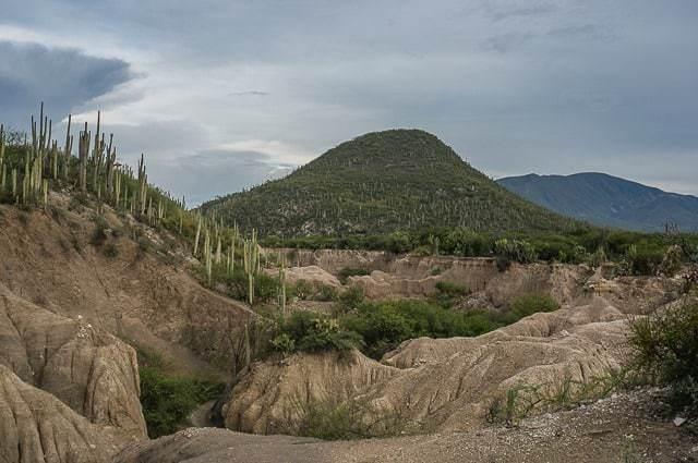 The Wild and Rugged State of Oaxaca, Mexico
