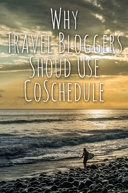 If you want to take your blogging editorial calendar to the next level, you should check out CoSchedule www.desktodirtbag.com/coschedule