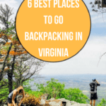 6 Best Places to Go Backpacking in Virginia virginia, travel, north-america, backpacking