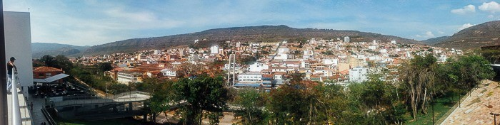 View of San Gil - Awesome things to do in San Gil Colombia