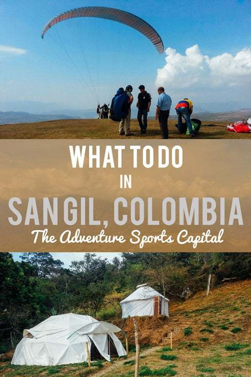 Love this list about awesome things to do in San Gil Colombia!