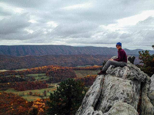 The Triple Crown - Six Best Places to Go Backpacking in Virginia