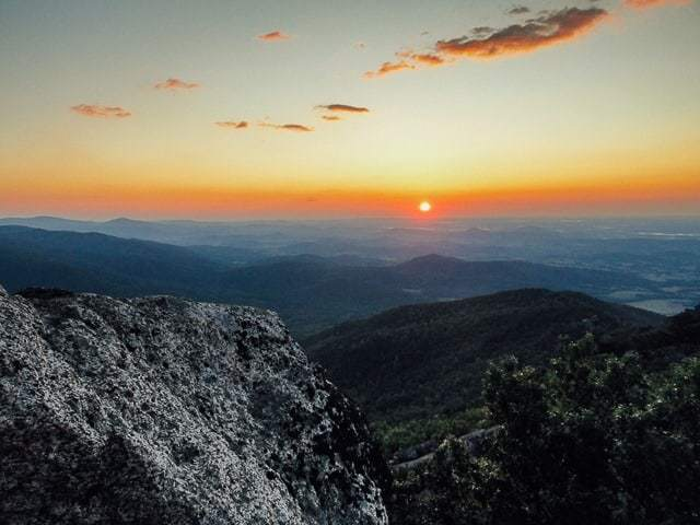 White Oak Canyon, Stony Man, and Old Rag - Six Best Places to Go Backpacking in Virginia