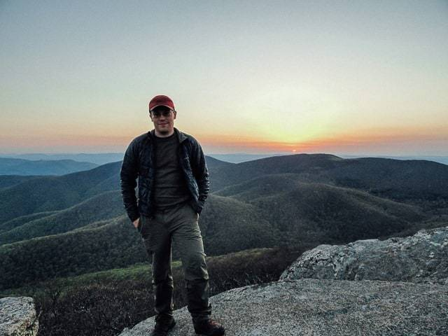 Cold Mountain and Mount Pleasant - Six Best Places to Go Backpacking in Virginia