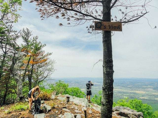 Duncan and Strickler Knob - Six Best Places to Go Backpacking in Virginia