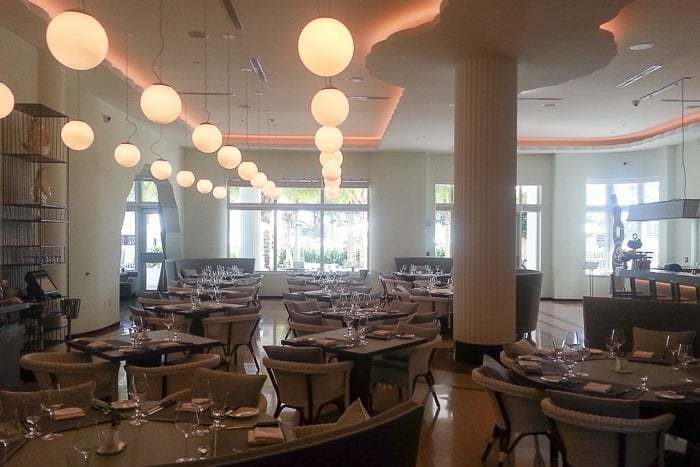 The Traymore Restaurant at the Metropolitan by COMO Miami Beach