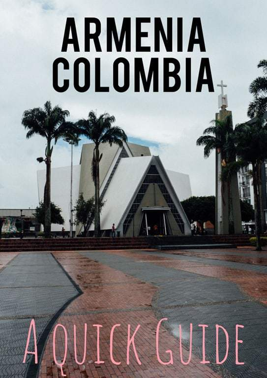 What is there to do in Armenia, Colombia? At first blush, you might think not much, but there's some really cool stuff you shouldn't miss...