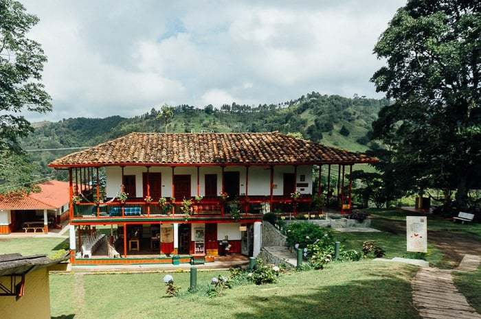 El Ocaso Coffee Farm Tour Salento Colombia