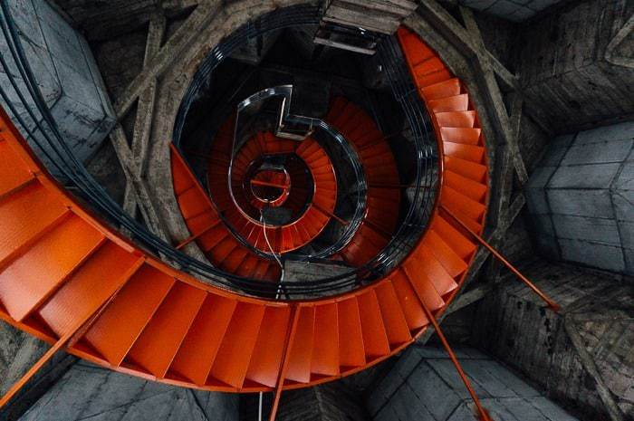 Spiral staircase - Things to Do in Manizales Colombia