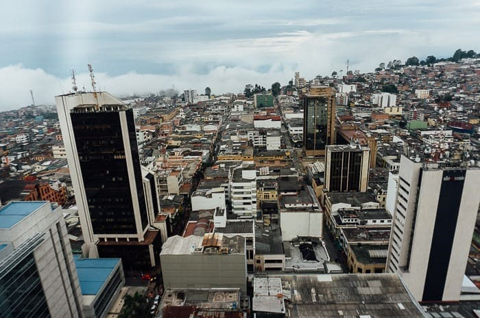 Awesome views from atop - Things to Do in Manizales Colombia