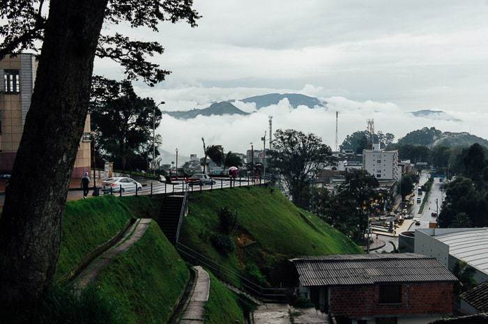 El Chipre Viewpoint - Things to Do in Manizales Colombia