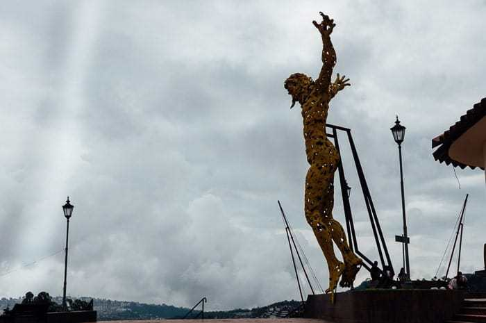 Giant Jesus - Things to do in Manizales Colombia