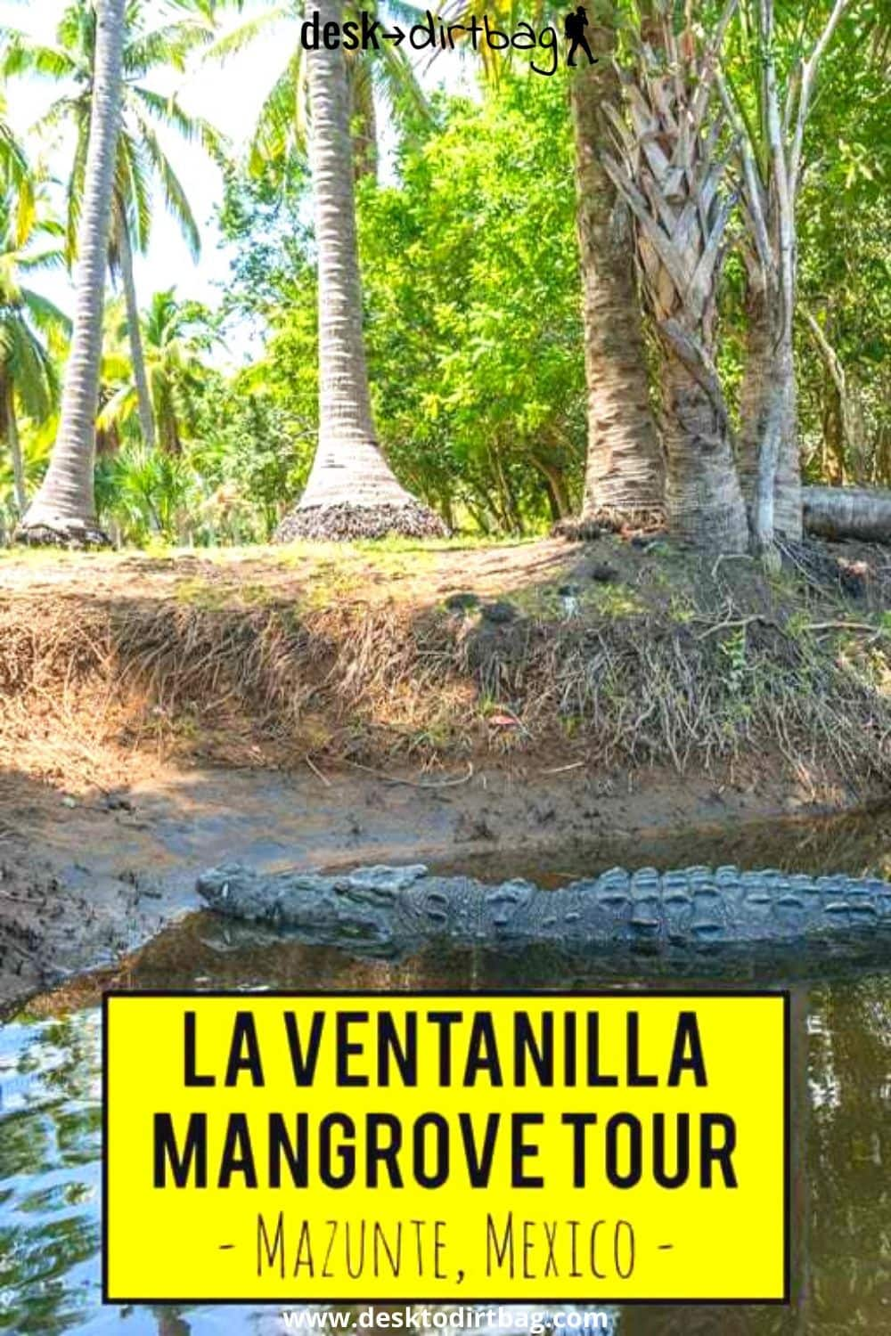 Ecotourism Among the Mangroves and Wildlife in La Ventanilla, Mexico