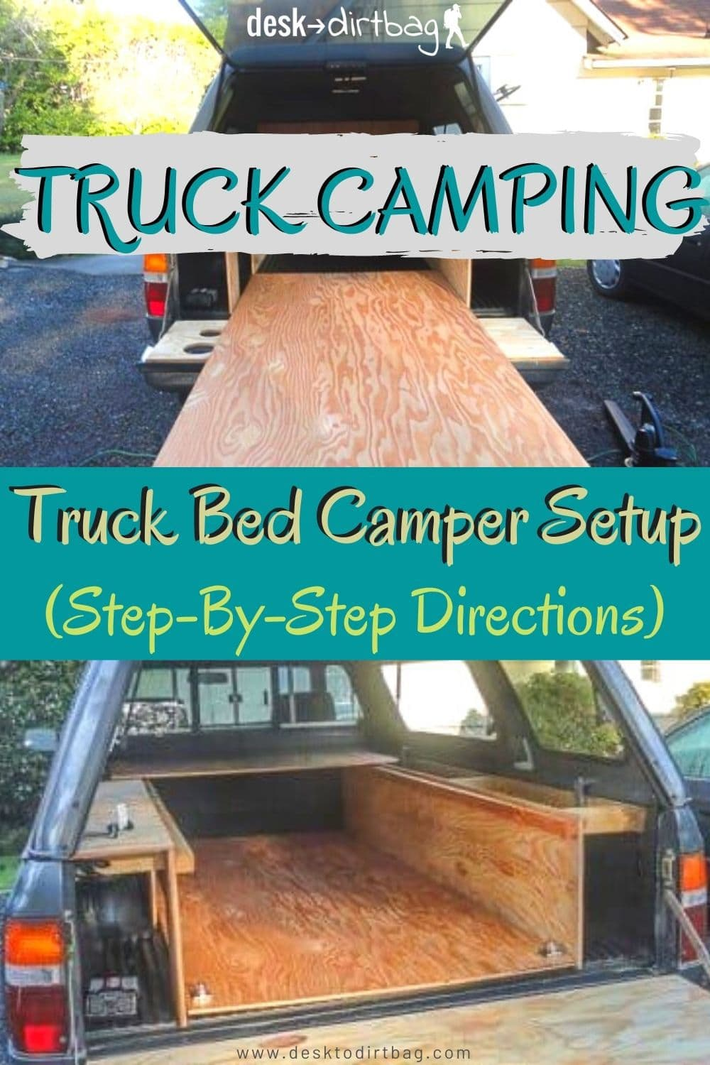 How To Build The Ultimate Diy Truck Bed Camper Setup Step By Step