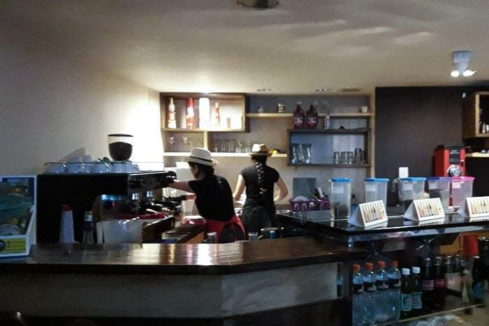 The awesome Oromo coffee shop - Things to do in Popayan Colombia