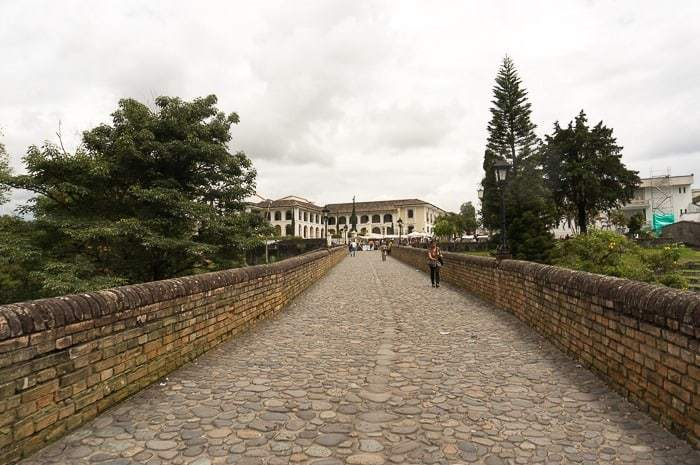 El Puente de Humilladero - Things to do in Popayan