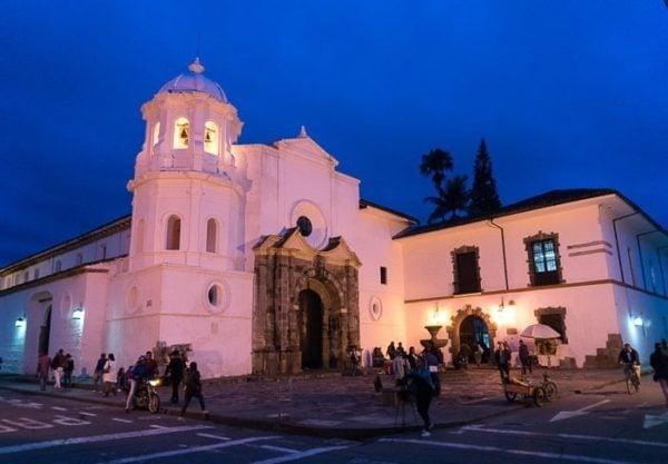 Popayan Colombia - how to travel the world on a budget