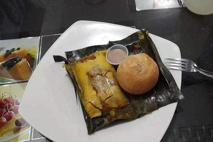 Local Tamal - Things to do in Popayan