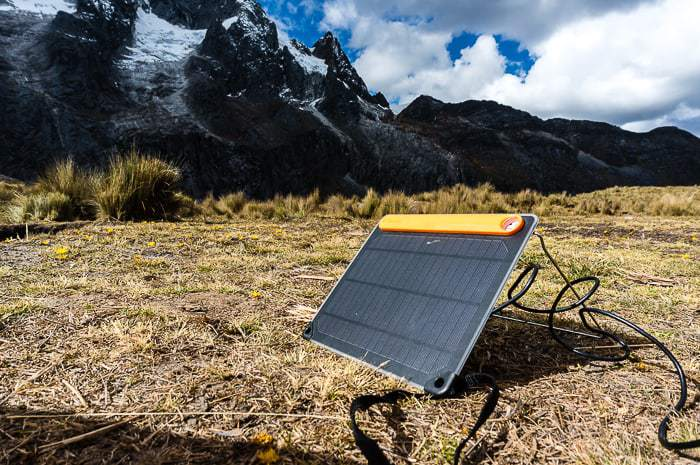 BioLite Solar Panel 5+ Review: Staying Charged While Hiking and Backpacking outdoors