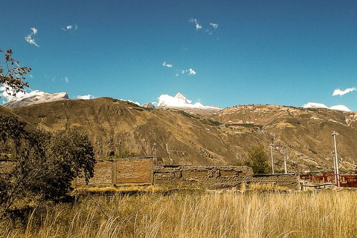 A Quick Guide to Caraz, Peru - Basecamp for the Cordillera Blanca travel, south-america, peru
